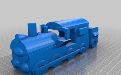 Steam Train – Bridgwater Coal Yard