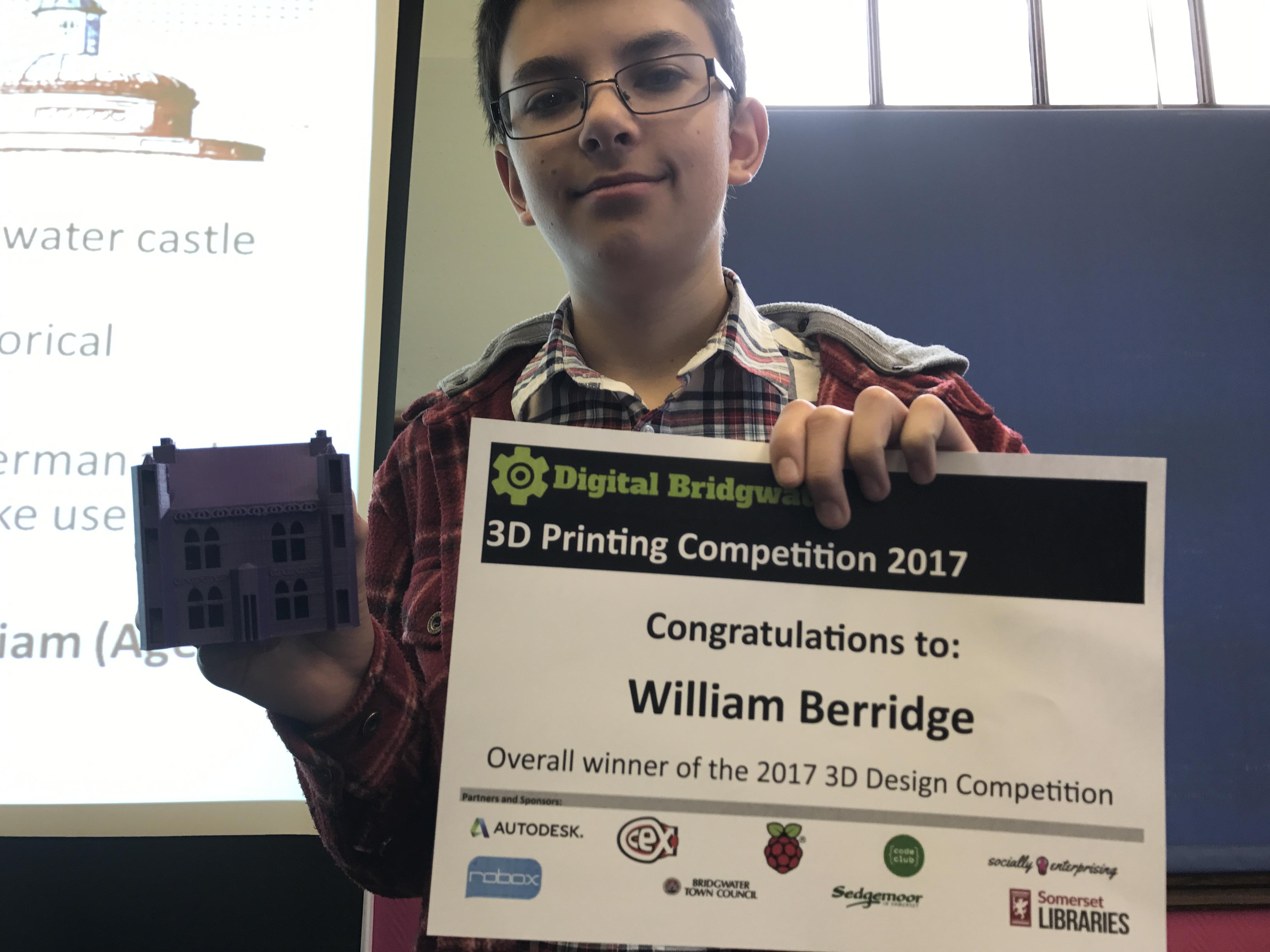 Prize Winner
